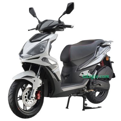 Chinese scooter gasoline engine 125cc 150cc moped 13'' 14'' motorcycle